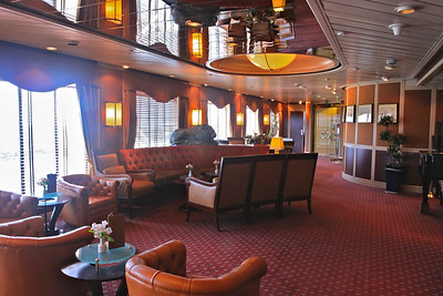 Holland America's Prinsendam Cruise to the Nordkapp:  On Board the Prinsendam: