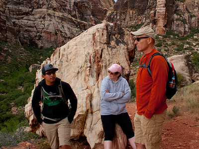 Red Rock Canyon Hike