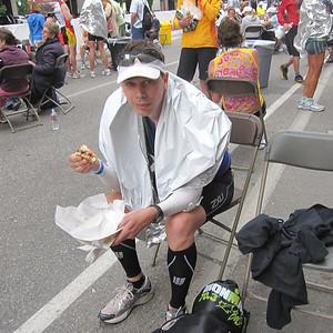Post-race Boise Ironman 70.3