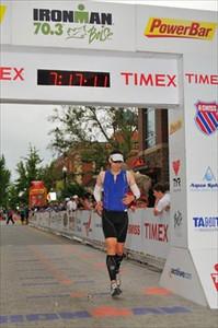 Finish Boise Ironman 70.3