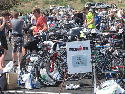 My row Boise Ironman 70.3