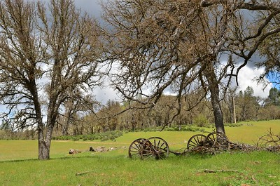 The Ranch - a beautiful and peaceful spot in the California high country.