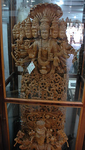 Amazing carving at Cauvery