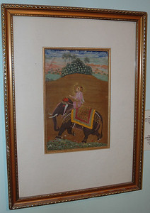 National Museum: contemporary painting of Shahjahan ca. 1645-50AD