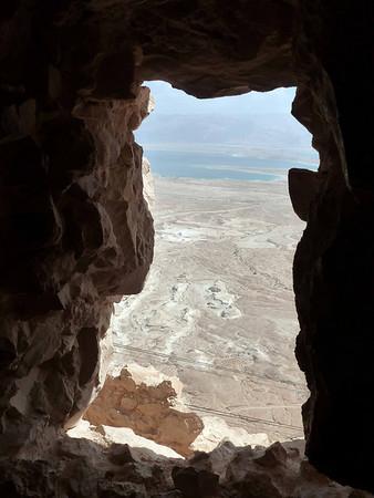 Masada + Dead Sea - March 8, 2011
