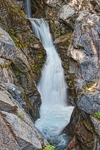 Christine Falls - Mt Rainier National Park