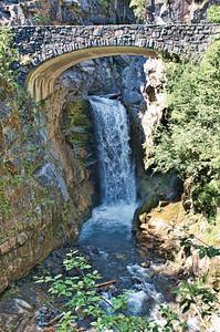 Christine Falls - Mt Rainier National Park  Christine Falls - Mt Rainier National Park