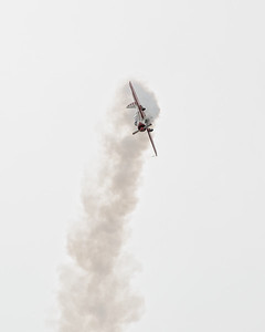 YAK-18 acrobatics