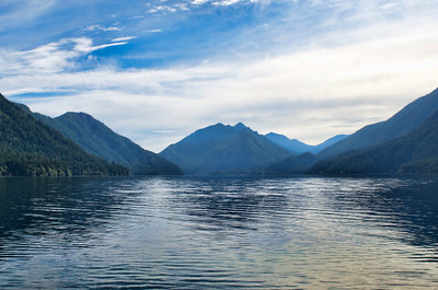 Lake Cresant - Olympic National Park