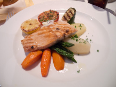 Grilled Salmon - Always Avail