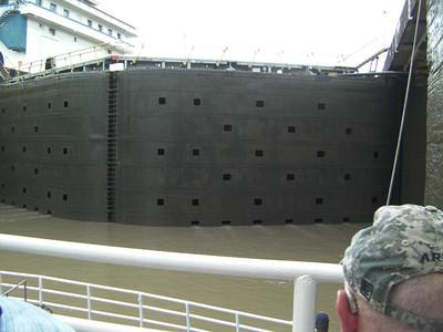 Panama Canal - October 2011