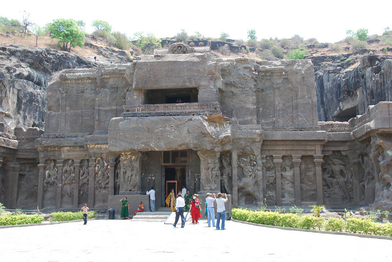 001 - Ellora, Main Temple