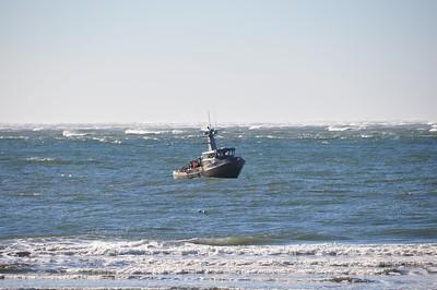 Crab Boat near Tokeland