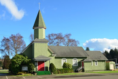 Lutheran Church in Raymond, WA