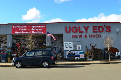 Ugly Ed's New and Used - Grayland, WA