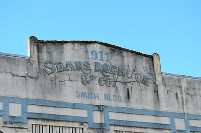 The old Sears store in Raymond, Wa.