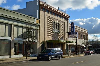 Downtown Raymond, Wa