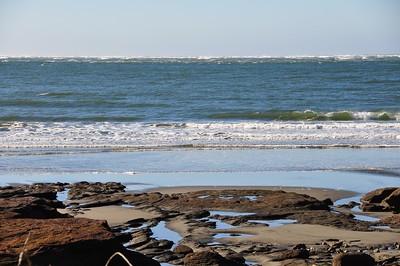 Pacific Ocean near Tokeland