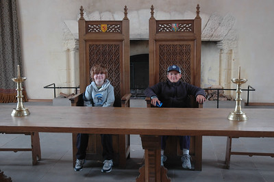 Stirling Castle - 12