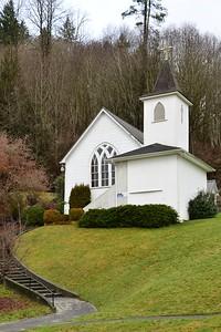 Catholic Church in Concrete, WA