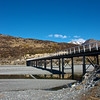 Mount White Bridge over the Waimakariri
