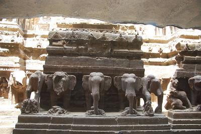 017 - Ellora, Main Temple