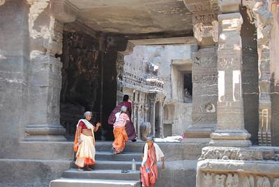 006 - Ellora, Main Temple