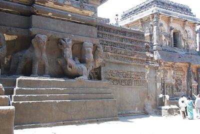 008 - Ellora, Main Temple