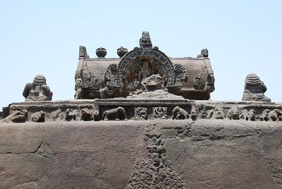 029 - Ellora, Main Temple