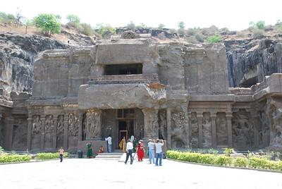 001 - Ellora, Main Temple