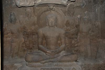 046 - Ellora, Jain Temple