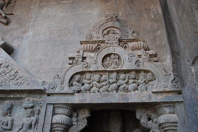 043 - Ellora, Budhist Temple