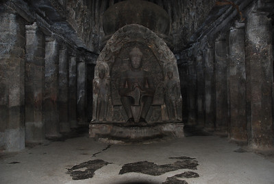 042 - Ellora, Budhist Temple