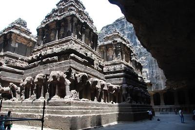 019 - Ellora, Main Temple