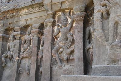 002 - Ellora, Main Temple