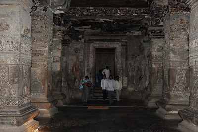 023 - Ellora, Main Temple