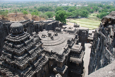 Trip to Pune and Ellora Apr 2011