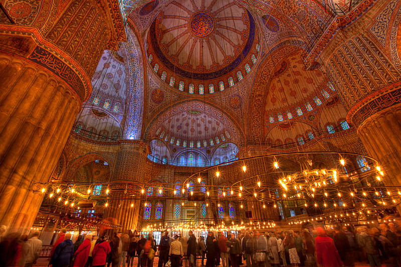 Blue Mosque, Instanbul