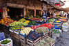 Mardin's vegetables and fruits market