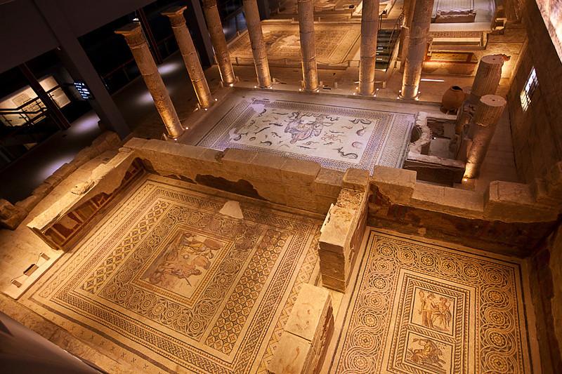 Zeugma Mozaik Muzesi, Gaziantep