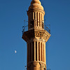 Mardin<br /> <br /> Minaret of the 14th-century mosque Sehidiye Camii.