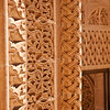 Mardin<br /> <br /> Intricate carvings on the entrace to the Latifiye Camii.