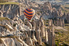Gorome<br /> <br /> Hot air balloon ride over the Love Valley. I'll let you figure out why this is called the Love Valley ;)