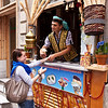 Istiklal Caddesi<br /> <br /> This ice-cream server guy puts on quite a fun and charming show before serving you your ice-cream, especially if you're a kid or of the fairer gender. My guess is that he's possibly the most popular and well known ice-cream server in Istanbul.