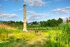 Temple of Artemis, Selcuk<br /> <br /> The Temple of Artemis was one of the Seven Wonders of the Ancient World. It was the largest temple in the world in its days. What a shame that this one resconstructed column is all that is left of it.