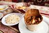 Chicken Pottery Kebab, Gorome<br /> <br /> Yummy :)