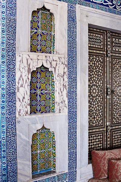 Baghdad Kiosh, Topkapi Palace