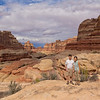 The view at Druid Arch makes this trail one of the best in the Needles district. Worth the trip!