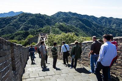 Beijing China The Great Wall  JR Howell 1812 37th Street Ct Moline, IL 61265 JRHowell@me.com