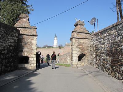 Belgrade and River
